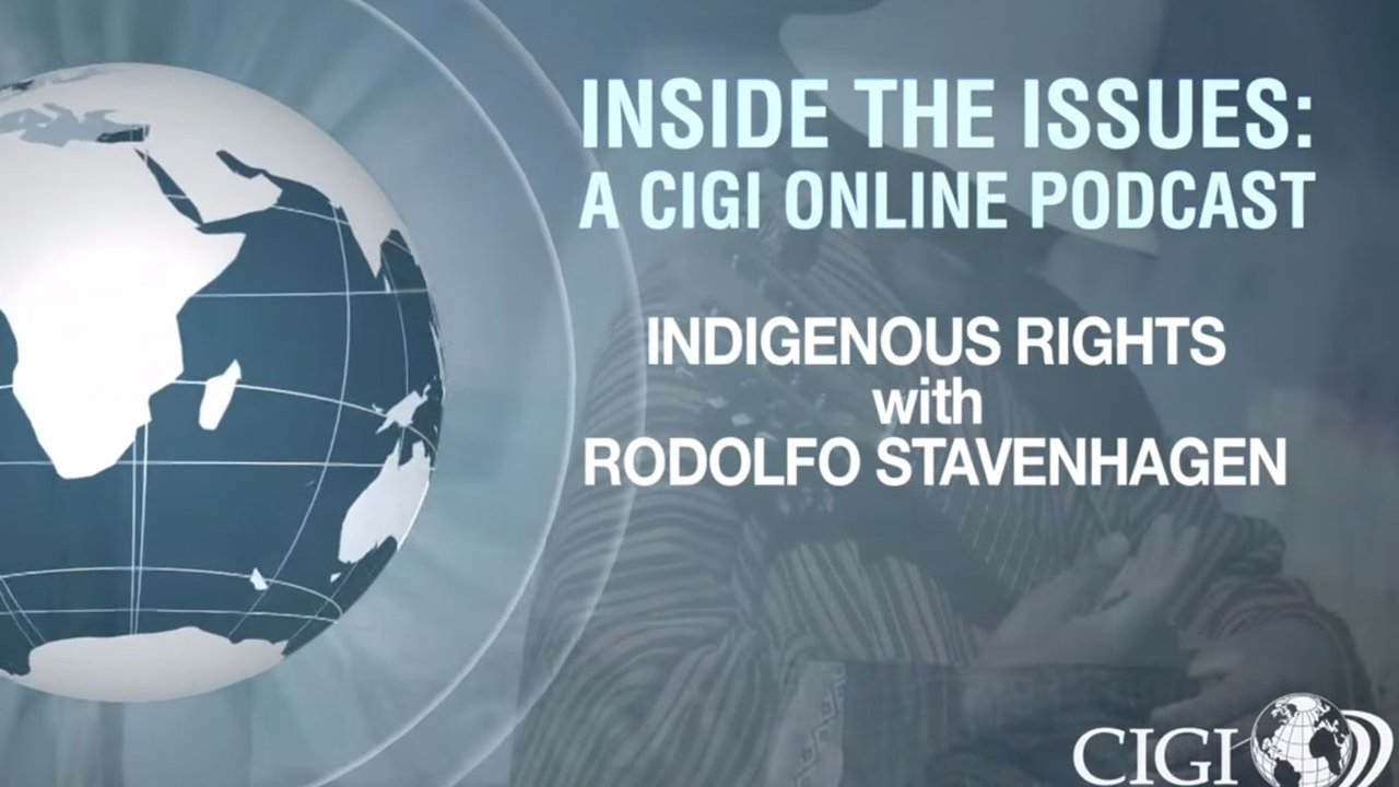 Inside the Issues 4.28 | Indigenous Rights