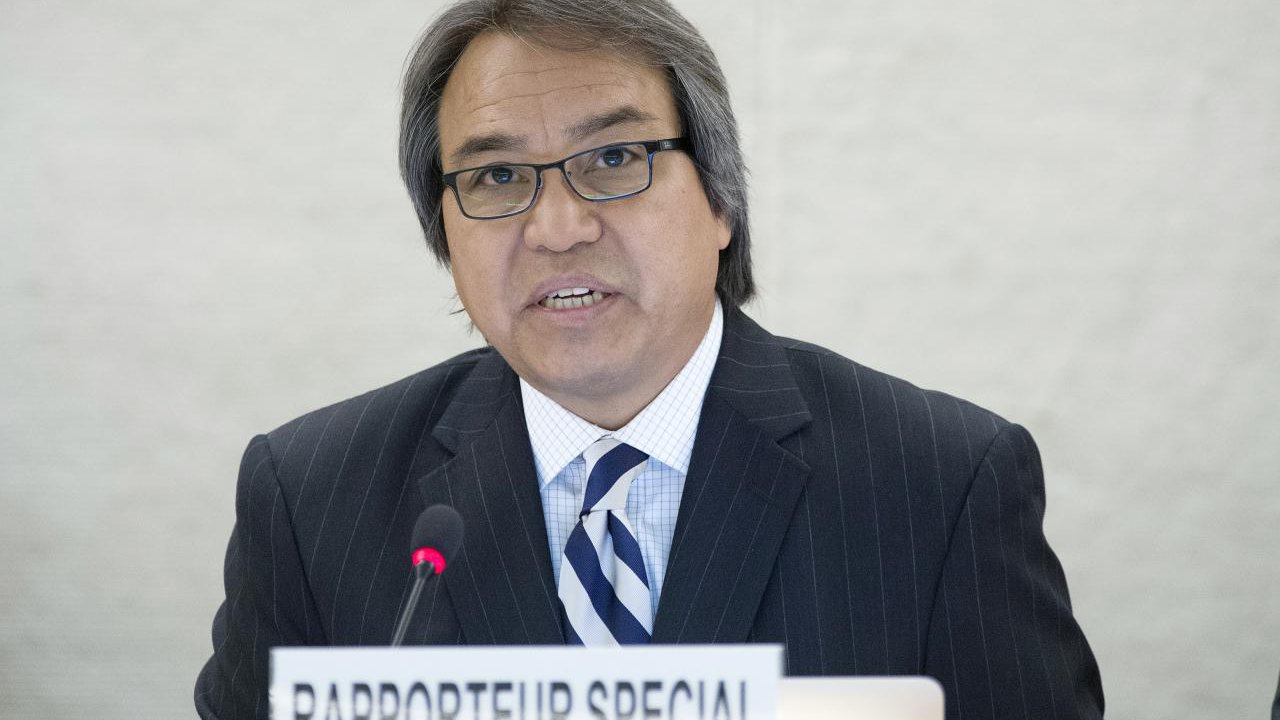 Report of the Special Rapporteur on the rights of indigenous peoples