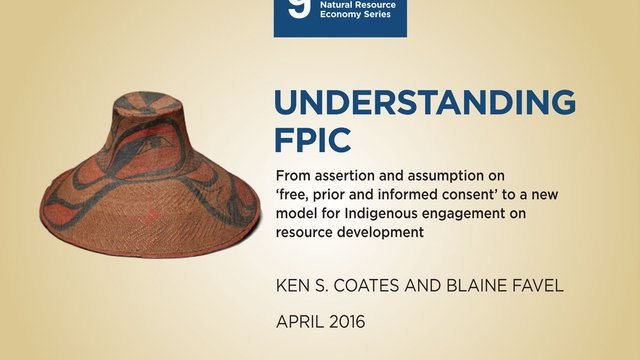 Understanding FPIC - From assertion and assumption on 'free, prior and informed consent' to a new model for Indigenous engagement on resource development